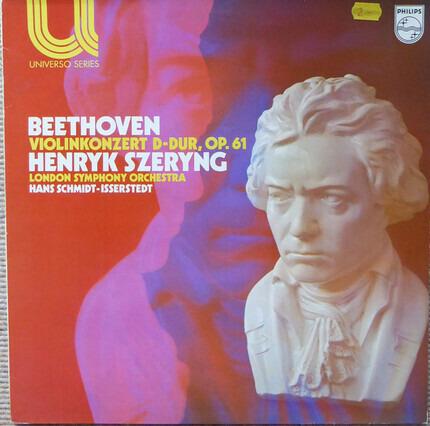 #<Artist:0x00007f0991e5d6b0> - Violinkonzert D-dur, Op 61