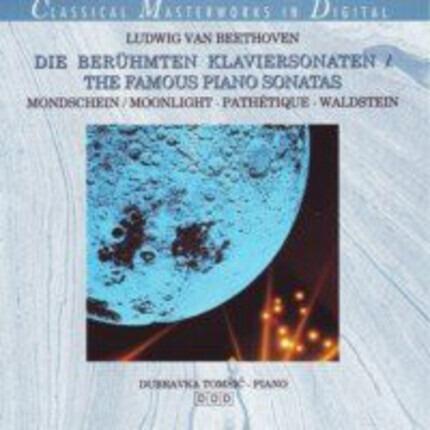 #<Artist:0x00007fbd877277d8> - Die berühmten Klaviersonaten / The Famous Piano Sonatas