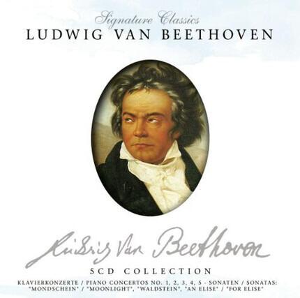 #<Artist:0x000000000336ac60> - Piano Concertos & Sonatas