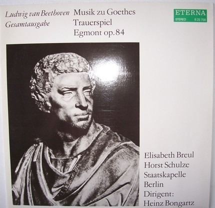 #<Artist:0x00007fe80a0850a8> - Musik zu Goethes Trauerspiel Egmont op.84