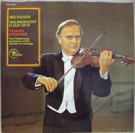 #<Artist:0x00007f04ca9b94e0> - Violinkonzert D-Dur op. 61