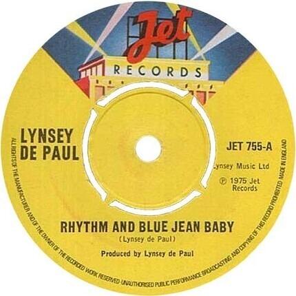 #<Artist:0x00007f60e47374f8> - Rhythm And Blue Jean Baby