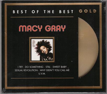 #<Artist:0x00007fce1510c198> - The Very Best Of Macy Gray