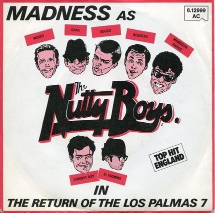 #<Artist:0x00007fcee172b5e8> - The Return Of The Los Palmas 7
