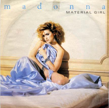 #<Artist:0x00007f5ed89f3bf0> - Material Girl / Pretender