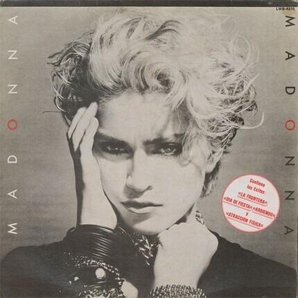 #<Artist:0x00007fcee29eef40> - Madonna