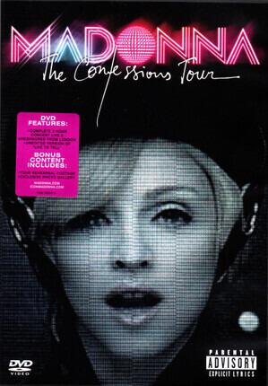 #<Artist:0x00007f8e8fbbc590> - The Confessions Tour