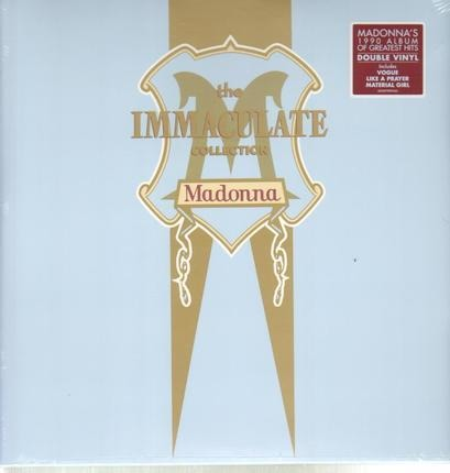 #<Artist:0x00007f7b79090bb8> - The Immaculate Collection