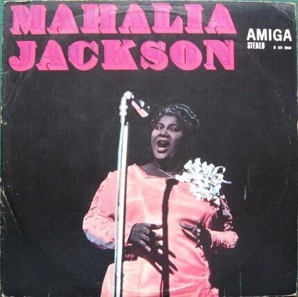#<Artist:0x00007f410488d7d0> - Mahalia Jackson