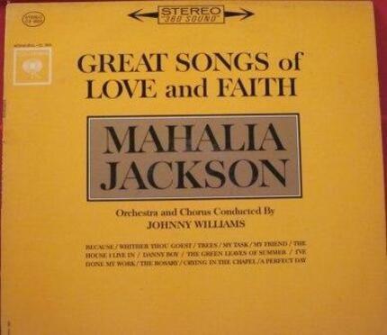 #<Artist:0x00007f410c60a078> - Great Songs Of Love And Faith