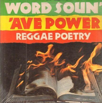 #<Artist:0x00007f2cf5ecc308> - Word Soun' 'Ave Power - Reggae Poetry