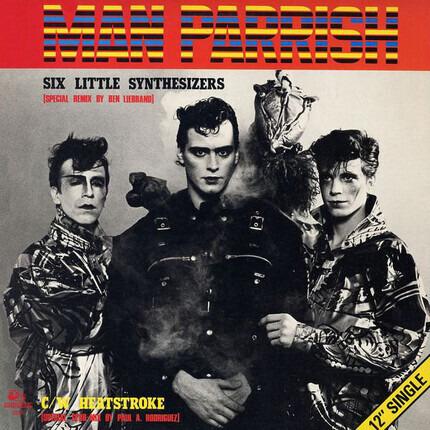 #<Artist:0x00007fd88eb92918> - Six Little Synthesizers (Special Remix By Ben Liebrand)