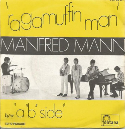 """#<Artist:0x00007fdd6bb222d0> - Ragamuffin Man / A """"B"""" Side"""