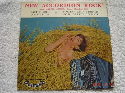 #<Artist:0x00007fbecb44c168> - New Accordion Rock´