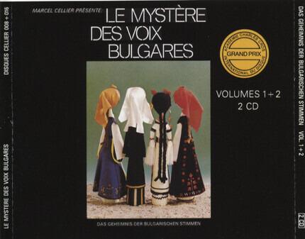 #<Artist:0x00007fb553fb3078> - Le mystere des voix bulgares
