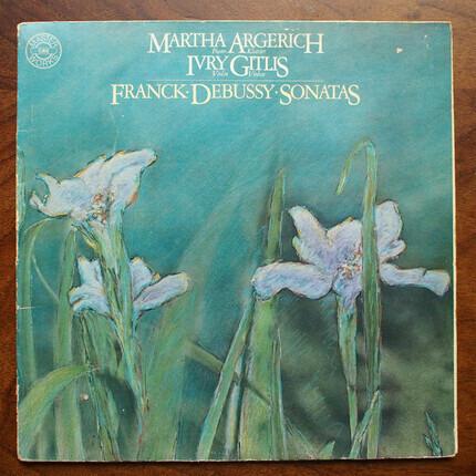#<Artist:0x00007f092f1d5210> - Sonatas for Violin & Piano