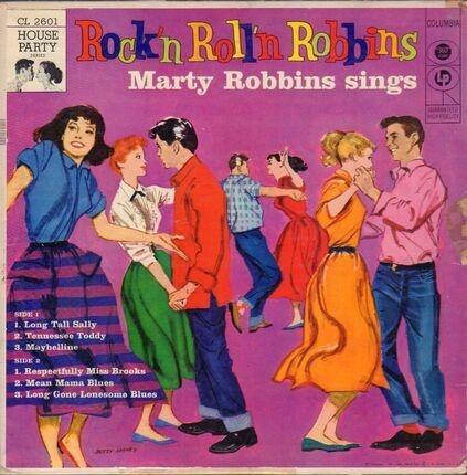 #<Artist:0x00007ff74a86a2b0> - Rock'n Roll'n Robbins