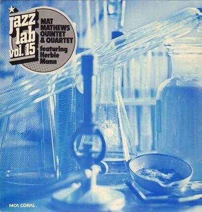 #<Artist:0x00007f8dd87795d0> - Jazz Lab Vol. 15