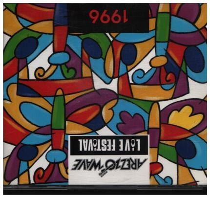 #<Artist:0x00007fb6004d4c30> - Arezzo Wave Love Festival '96 Compilation
