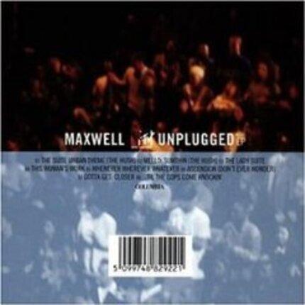 #<Artist:0x00007f412d24cbb8> - Maxwell Mtv Unplugged