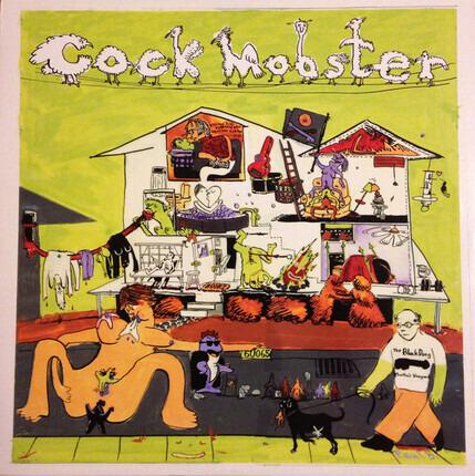 #<Artist:0x00007f517b006f08> - Cock Mobster