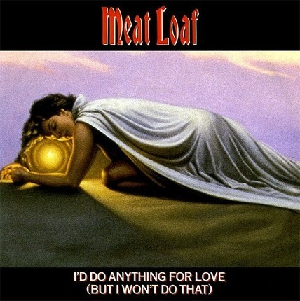 #<Artist:0x00007f73caaf3b70> - I'd Do Anything For Love (But I Won't Do That)