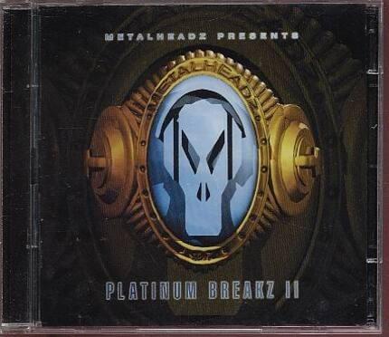 #<Artist:0x00007f0fa9929ec8> - Platinum Breakz II