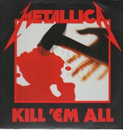 #<Artist:0x00007f31fe4c2a70> - Kill 'Em All