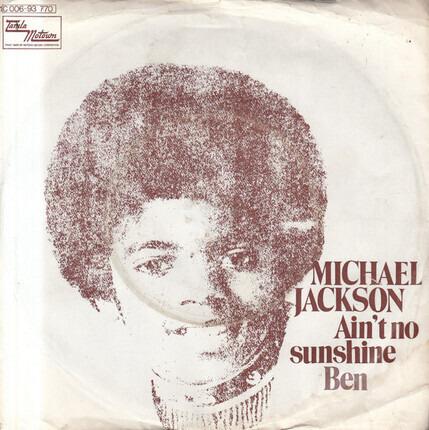 #<Artist:0x00007fc3279edeb8> - Ain't No Sunshine / Ben