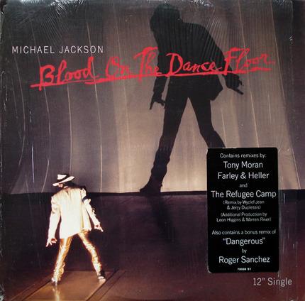#<Artist:0x00007fdce6fa0b70> - Blood On The Dance Floor