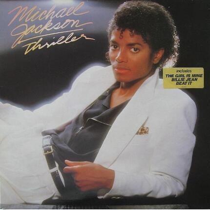 #<Artist:0x00007f14392570e8> - Thriller