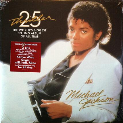 #<Artist:0x00007f6515765d28> - Thriller 25