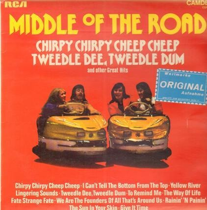 #<Artist:0x00007fb541902678> - Chirpy Chirpy Cheep Cheep, Tweedle Dee Tweedle Dum And Other Great Hits