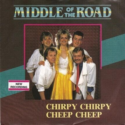 #<Artist:0x00007f410e8f5a88> - Chirpy Chirpy Cheep Cheep