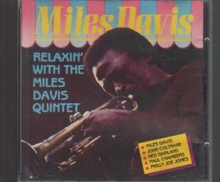 #<Artist:0x00007fe9f6f55928> - Relaxin' with the Miles Davis Quintet