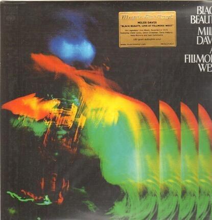 #<Artist:0x00007fb4b60a20b8> - Black Beauty: Miles Davis at Fillmore West