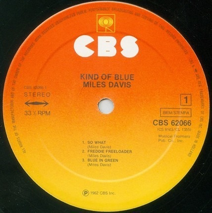 #<Artist:0x00007f48c4a33f90> - Kind of Blue