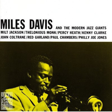 #<Artist:0x0000000006925328> - Miles Davis and the Modern Jazz Giants