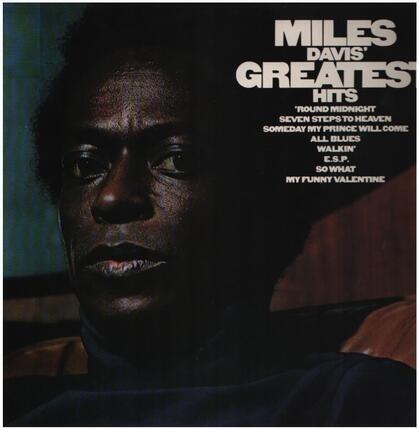#<Artist:0x00007f48c9026278> - Miles Davis' Greatest Hits
