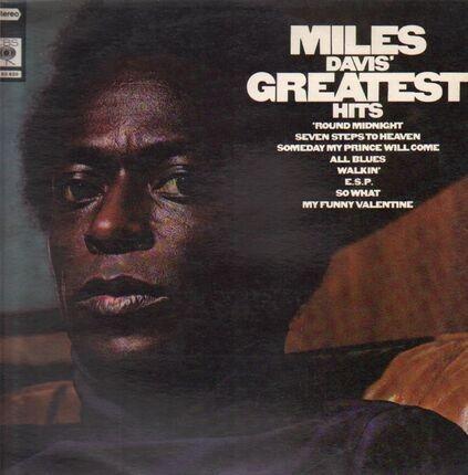 #<Artist:0x00007f64ede4b430> - Miles Davis' Greatest Hits
