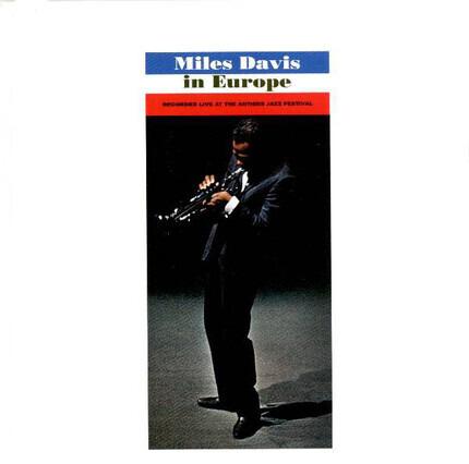 #<Artist:0x0000000005f22178> - Miles Davis in Europe