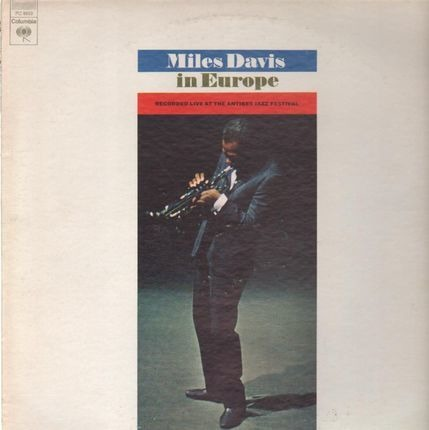 #<Artist:0x00007fc1b2f499a0> - Miles Davis in Europe