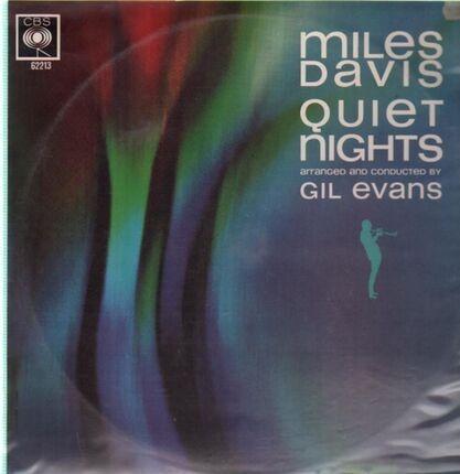 #<Artist:0x00007f91d026ea30> - Quiet Nights