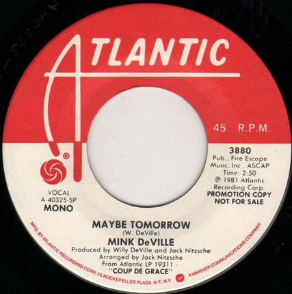 #<Artist:0x00007f3323ab6410> - Maybe Tomorrow