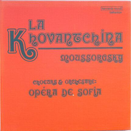 #<Artist:0x0000000009042258> - La Khovantchina