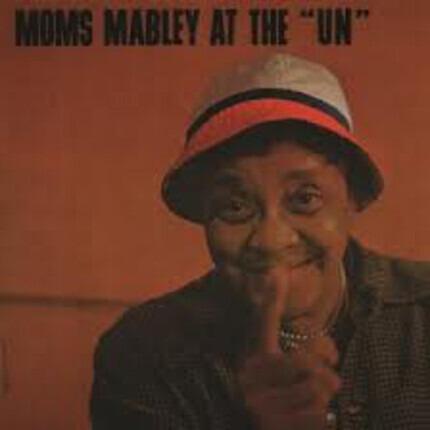 #<Artist:0x00007f3a742a0318> - Moms Mabley At The 'UN'