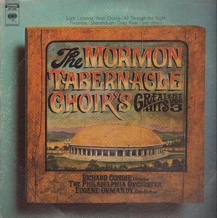 #<Artist:0x00007f20a4e2bed8> - The Mormon Tabernacle Choir's Greatest Hits Vol. 3