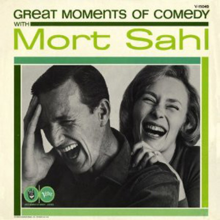 #<Artist:0x00007f410ed23128> - Great Moments Of Comedy With Mort Sahl