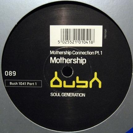 #<Artist:0x00007f9c4fe6faf8> - Mothership Connection Pt 1