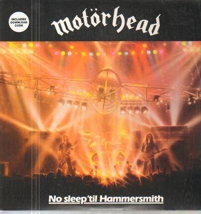 #<Artist:0x00007fc0579a3408> - No Sleep 'Til Hammersmith